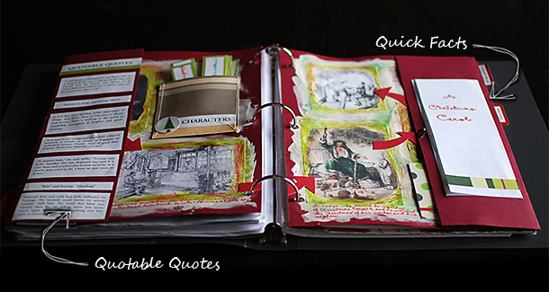 Lapbooking Meets Notebooking