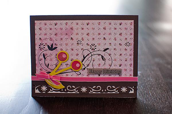 happy birthday cards 2010. Handmade Cards: Happy Birthday