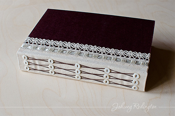 Handmade Book by Johwey Redington