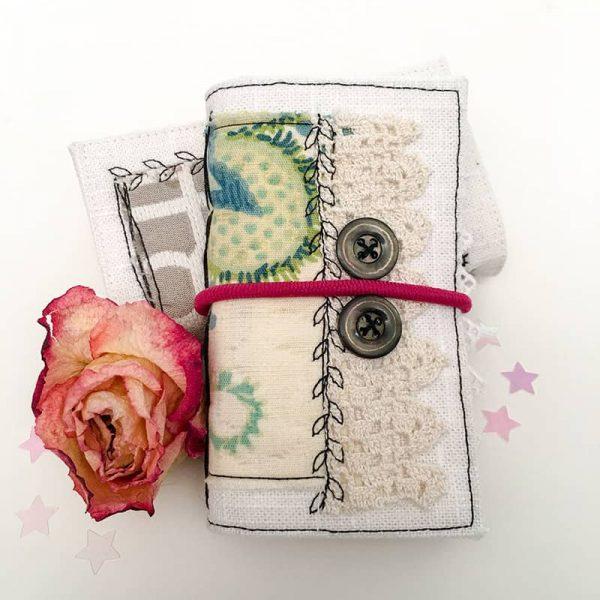 Spring Green Mini Journal