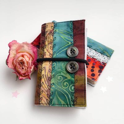 Juniper Breeze Mini Journal