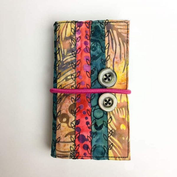 Sunset Field Mini Journal