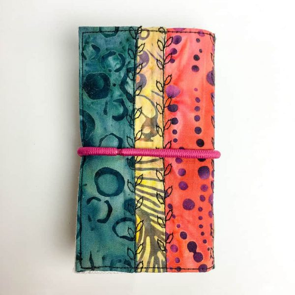 Sunset Field Mini Journal