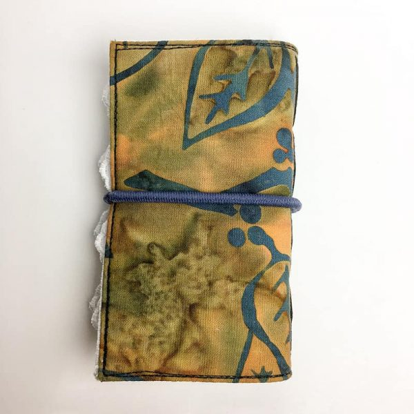 Wild Honeysuckle Mini Journal